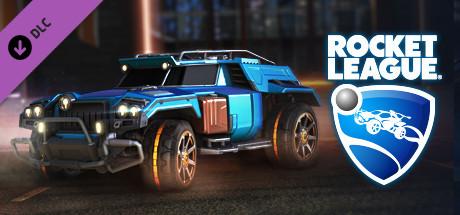 New Rocket Car