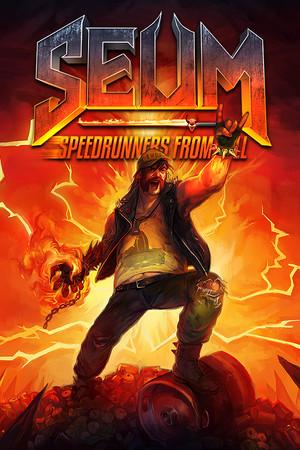 SEUM: Speedrunners from Hell poster image on Steam Backlog