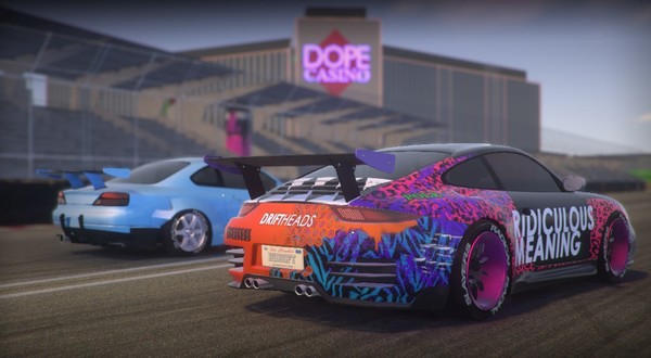 High Octane Drift System Requirements - Can I Run It? - PCGameBenchmark