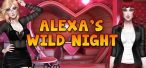 Alexa's Wild Night cover art