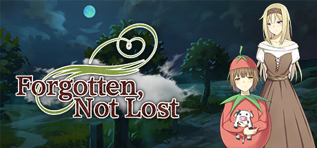 Forgotten, Not Lost - A Kinetic Novel