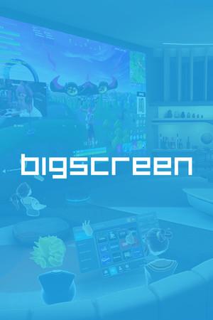 Bigscreen Beta poster image on Steam Backlog