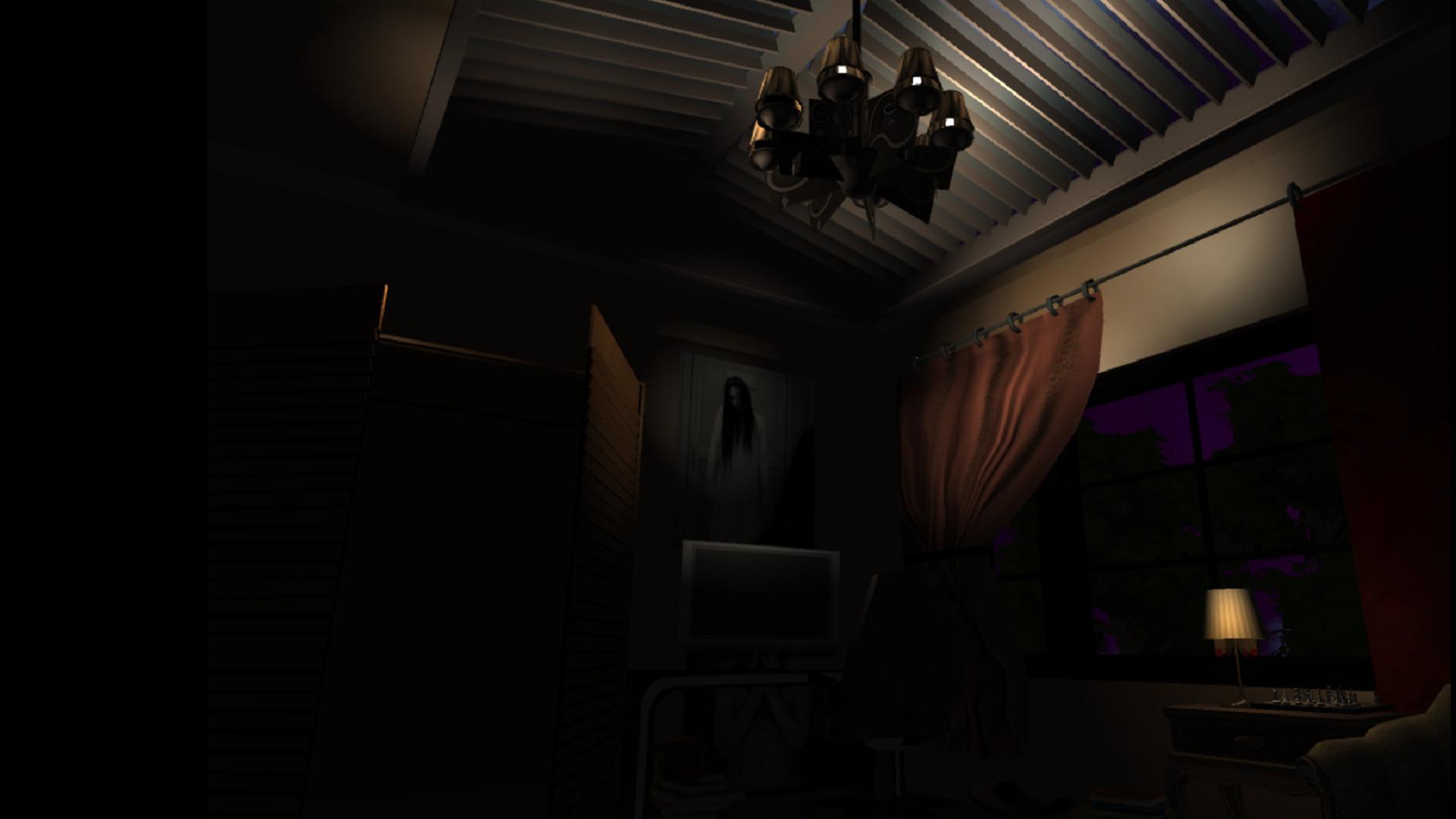 The Visitor screenshot