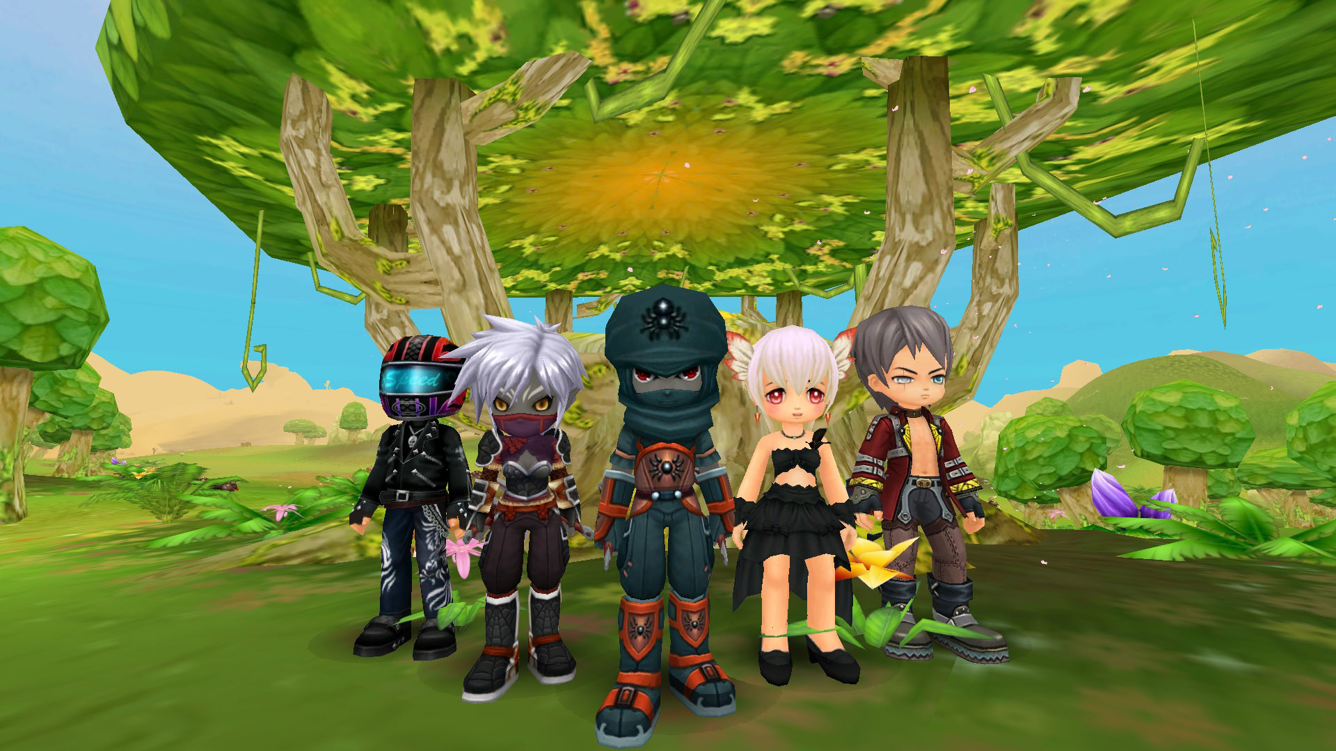 Dating Dungeon Luna online