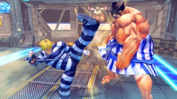 Ultra Street Fighter® IV