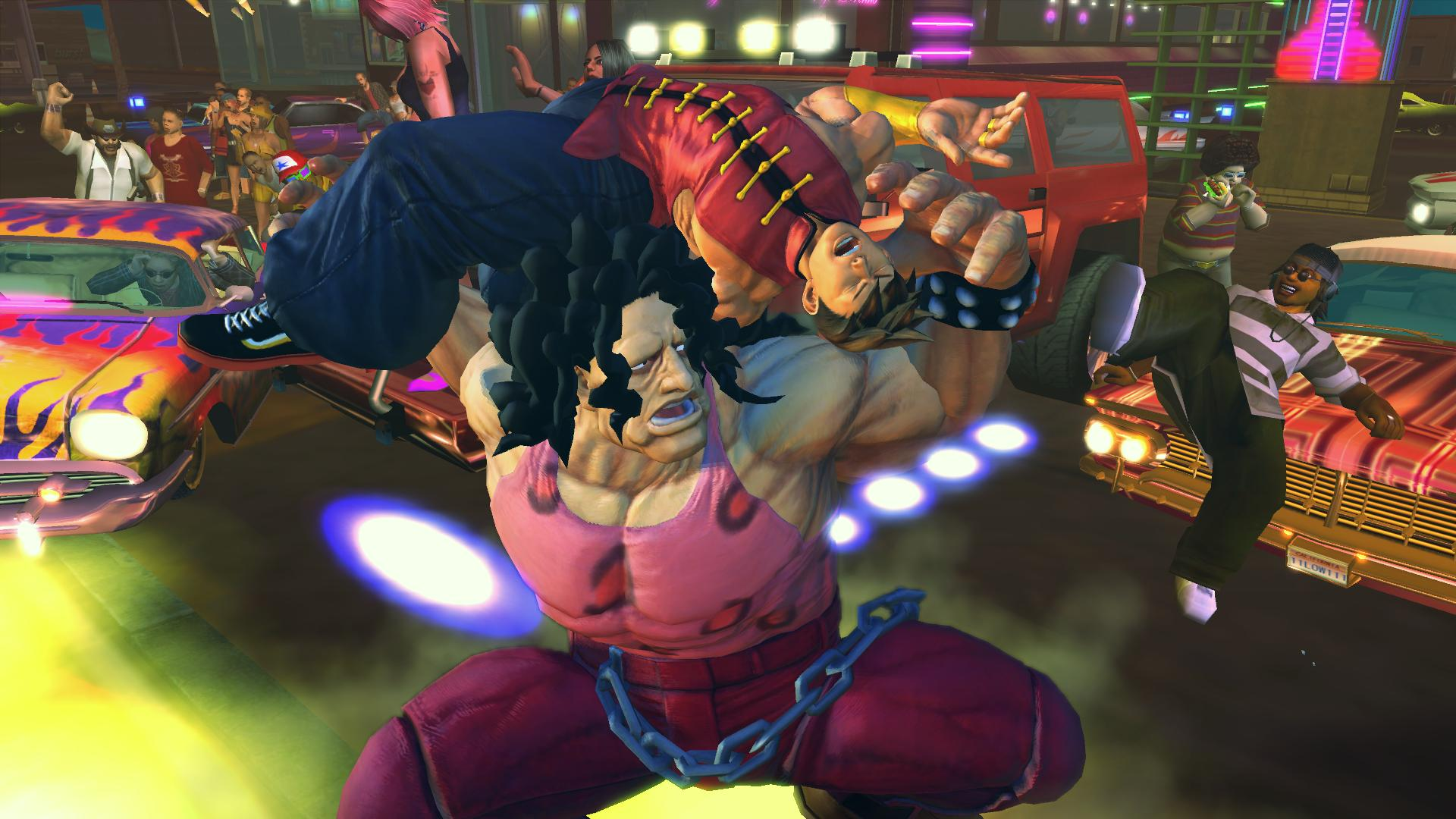 Ultra Street Fighter IV Multilenguaje ESPAÑOL PC (RELOADED) 4