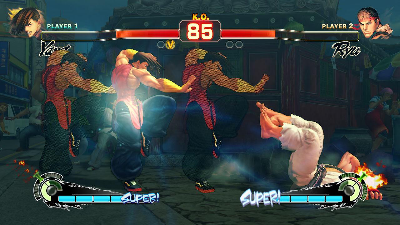 Super Street Fighter IV Arcade Edition Complete Full PC ESPAÑOL (PROPHET) 6