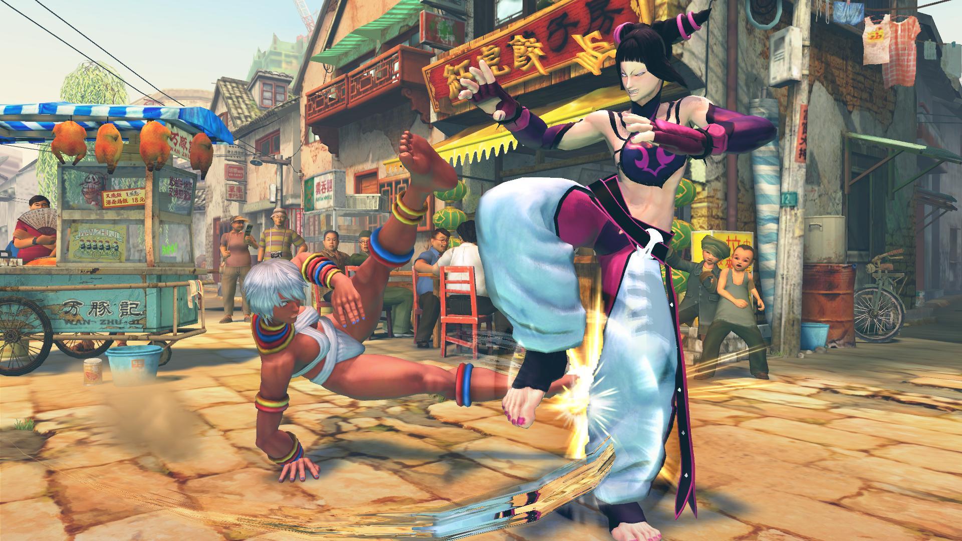 Ultra Street Fighter IV Multilenguaje ESPAÑOL PC (RELOADED) 5