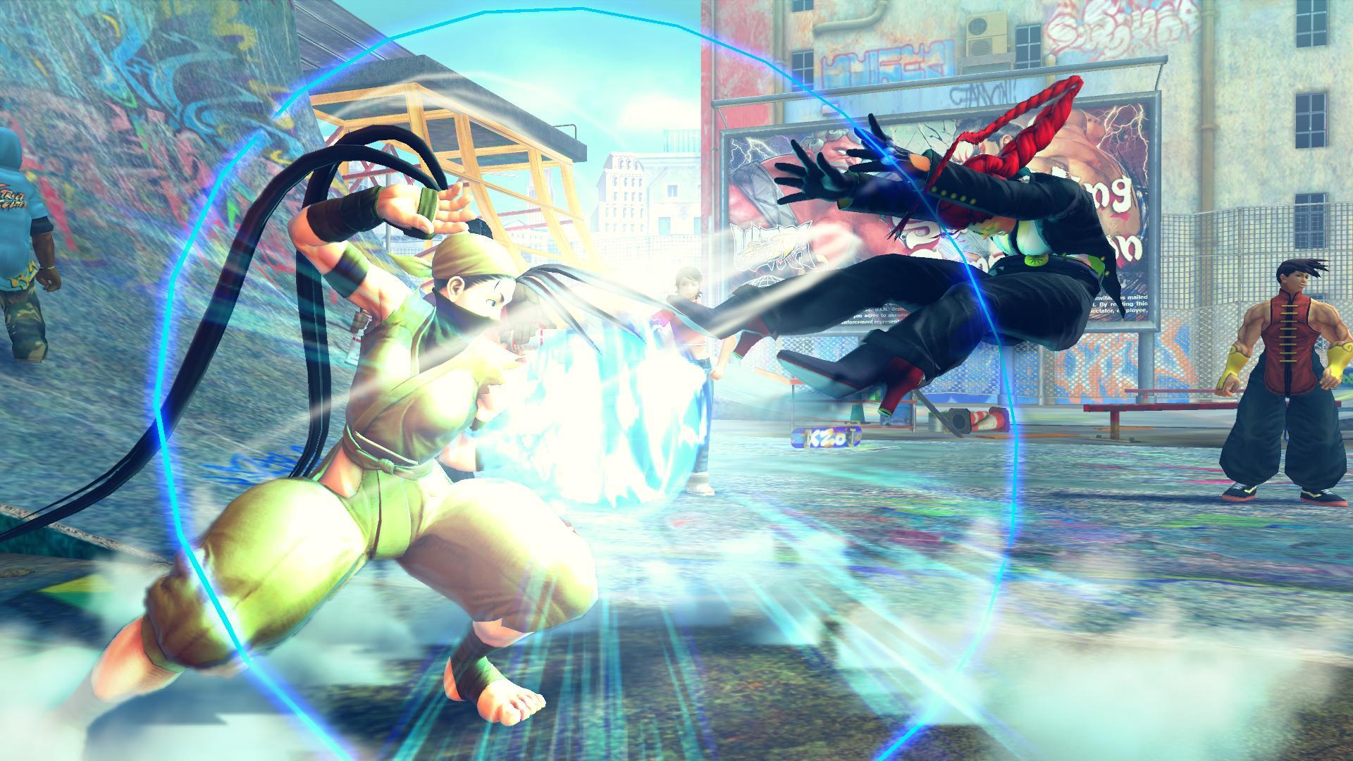 Ultra Street Fighter IV Multilenguaje ESPAÑOL PC (RELOADED) 11