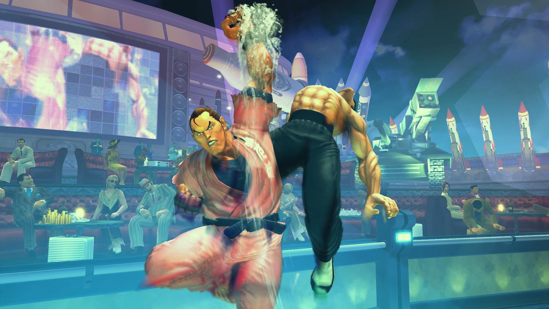Ultra Street Fighter IV Multilenguaje ESPAÑOL PC (RELOADED) 9