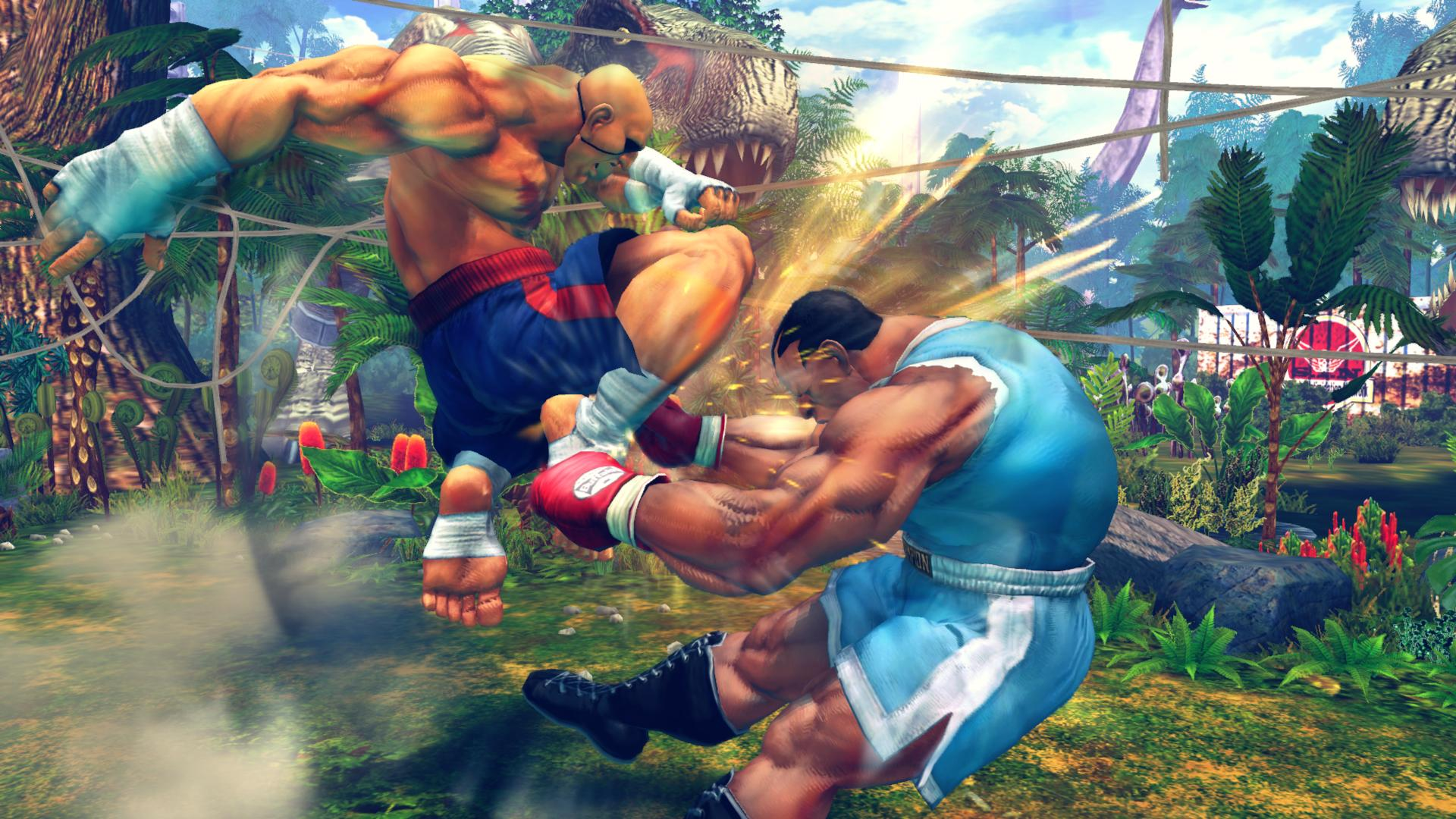 Ultra Street Fighter IV Multilenguaje ESPAÑOL PC (RELOADED) 10