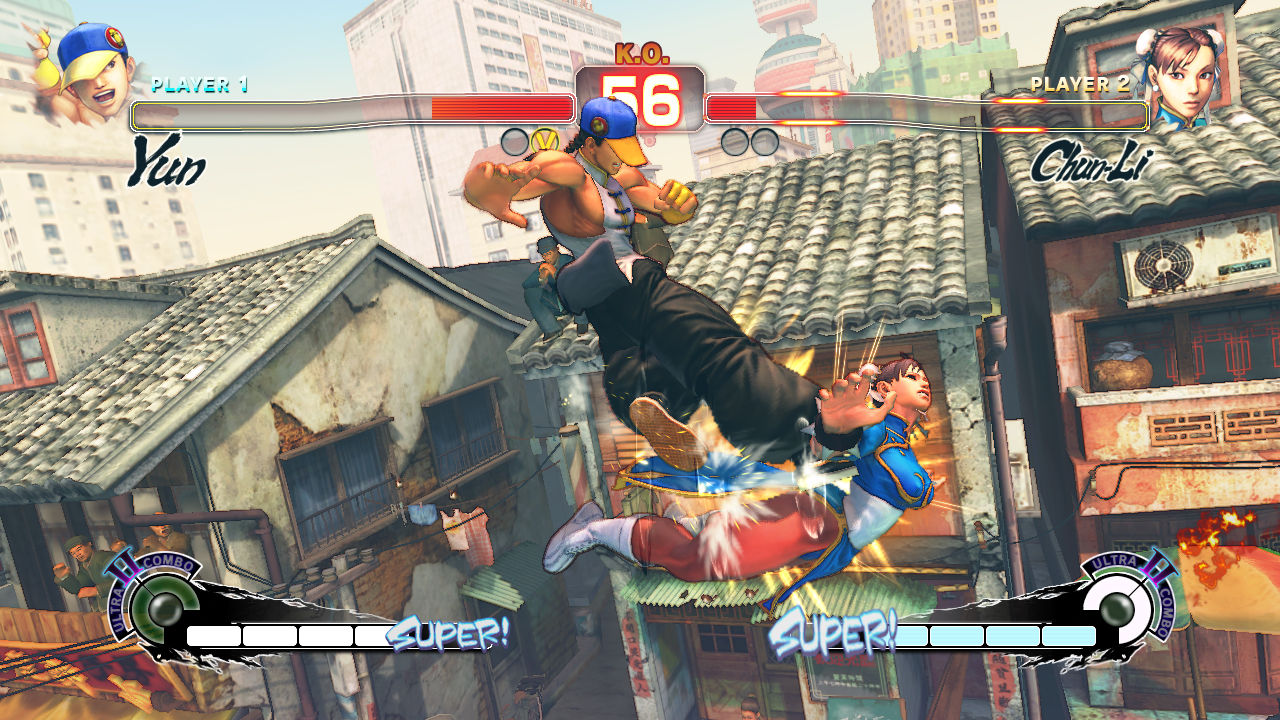 Super Street Fighter IV Arcade Edition Complete Full PC ESPAÑOL (PROPHET) 10