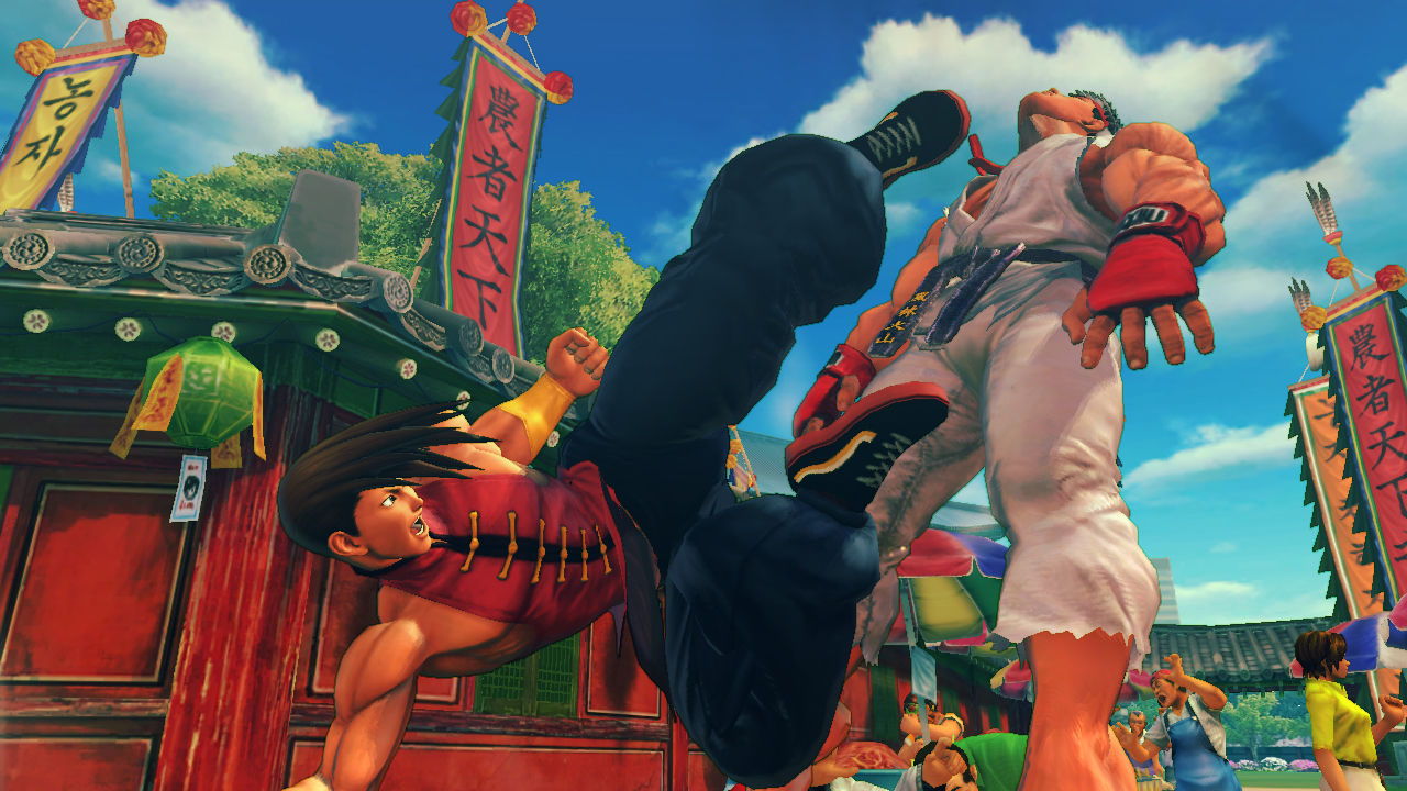Super Street Fighter IV Arcade Edition Complete Full PC ESPAÑOL (PROPHET) 1