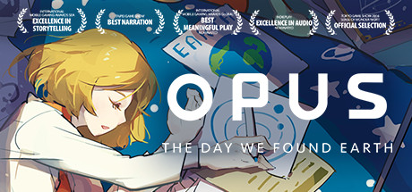 OPUS: The Day We Found Earth Header