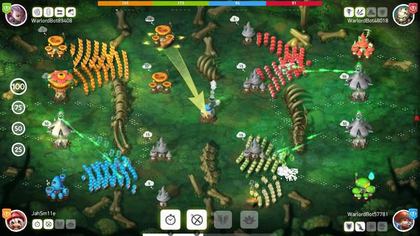 Mushroom Wars 2 Screenshot 1