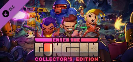 Enter the Gungeon - Digital Comic
