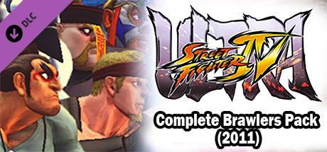 Купить Super Street Fighter IV: Arcade Edition - Complete Brawler Pack (DLC)