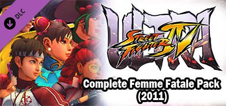 Super Street Fighter IV: Complete Femme Fatale Pack