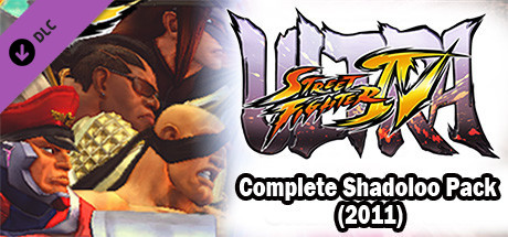 Купить Super Street Fighter IV: Arcade Edition - Complete Shadoloo Pack (DLC)