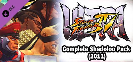 Super Street Fighter IV: Complete Shadaloo Pack