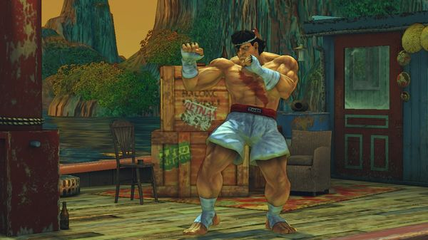 Super Street Fighter IV: Arcade Edition - Complete Shadoloo Pack