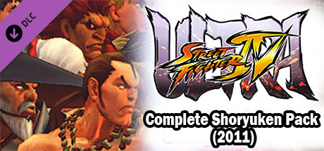 Купить Super Street Fighter IV: Arcade Edition - Complete Shoryuken Pack (DLC)