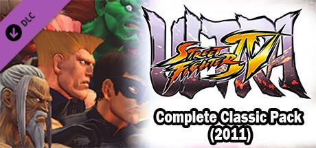 Купить Super Street Fighter IV: Arcade Edition - Complete Classic Pack (DLC)