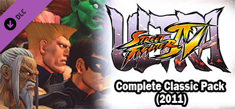 Super Street Fighter IV: Complete Classic Pack
