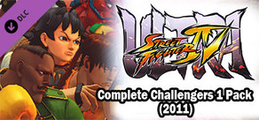 Super Street Fighter IV: Arcade Edition - Complete Challengers 1 Pack