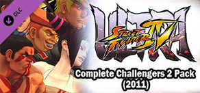 Super Street Fighter IV: Arcade Edition - Complete Challengers 2 Pack