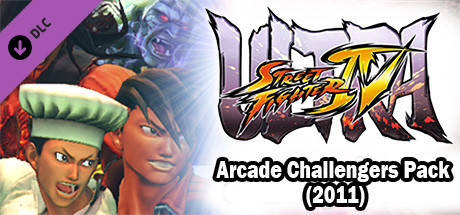 Купить Super Street Fighter IV: Arcade Edition - Arcade Challengers Pack (DLC)