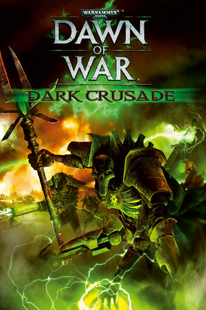 Warhammer 40,000: Dawn of War - Dark Crusade poster image on Steam Backlog