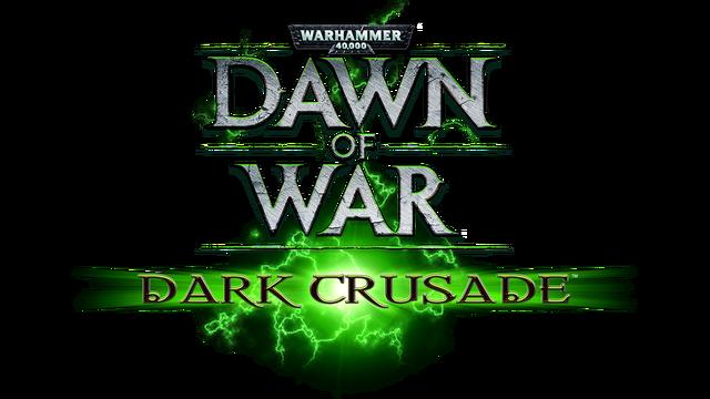 Warhammer® 40,000: Dawn of War® - Dark Crusade logo