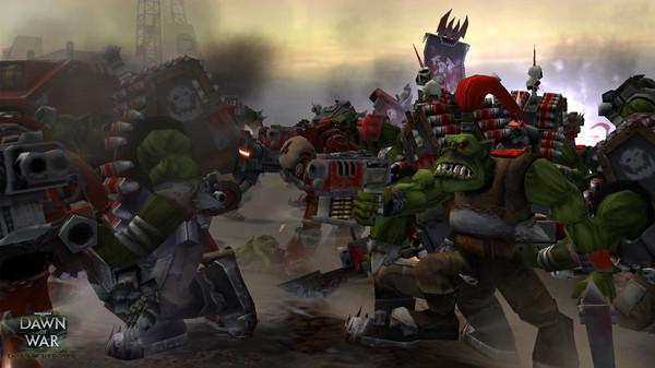 Скриншот из Warhammer 40,000: Dawn of War - Dark Crusade