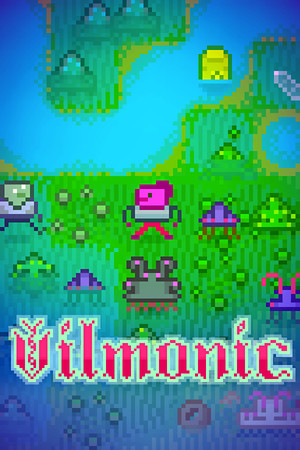 Vilmonic poster image on Steam Backlog