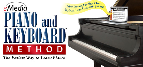 eMedia Piano and Keyboard Method on Steam