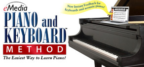 eMedia Piano and Keyboard Method cover art