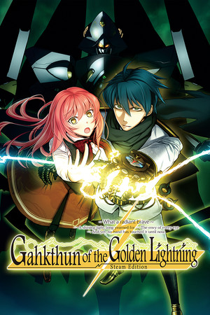 Gahkthun of the Golden Lightning Steam Edition poster image on Steam Backlog