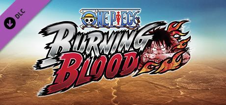 ONE PIECE BURNING BLOOD - DLC 4 - CUSTOMIZATION PACK