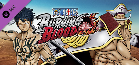 One Piece Burning Blood - COSTUME PACK