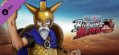 ONE PIECE BURNING BLOOD - DLC 1 - Golden Luffy