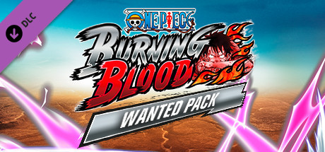 ONE PIECE BURNING BLOOD - WANTED PACK
