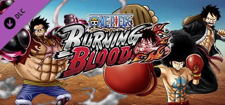 ONE PIECE BURNING BLOOD - DLC 6 - PREORDER BONUS