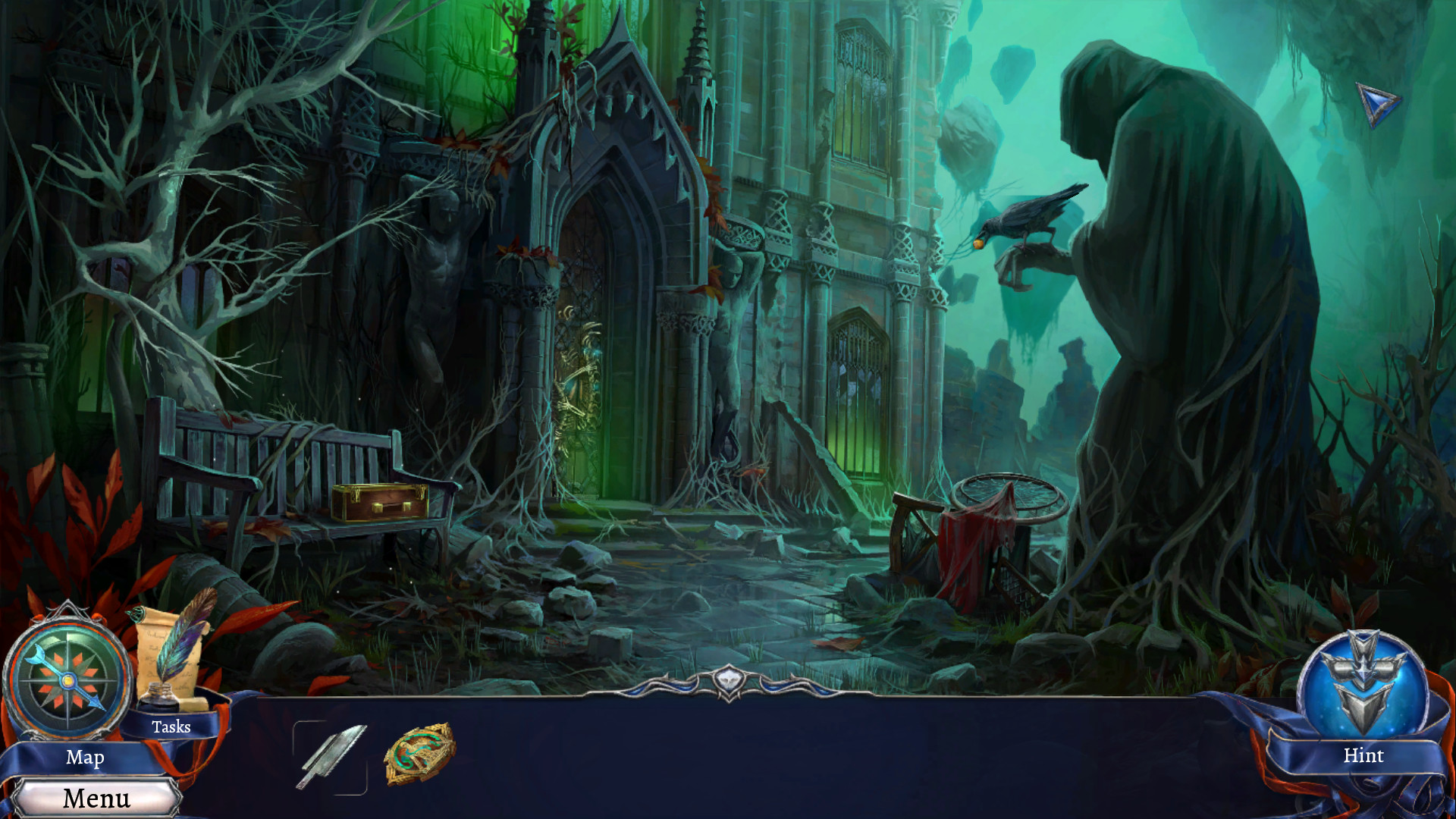 Grim Legends 3: The Dark City / Мрачные легенды 3: Темный город [2016|Rus]