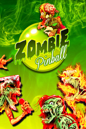 Zombie Pinball poster image on Steam Backlog