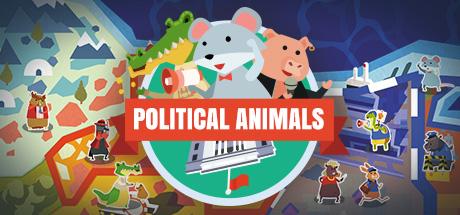 Game Banner Political Animals