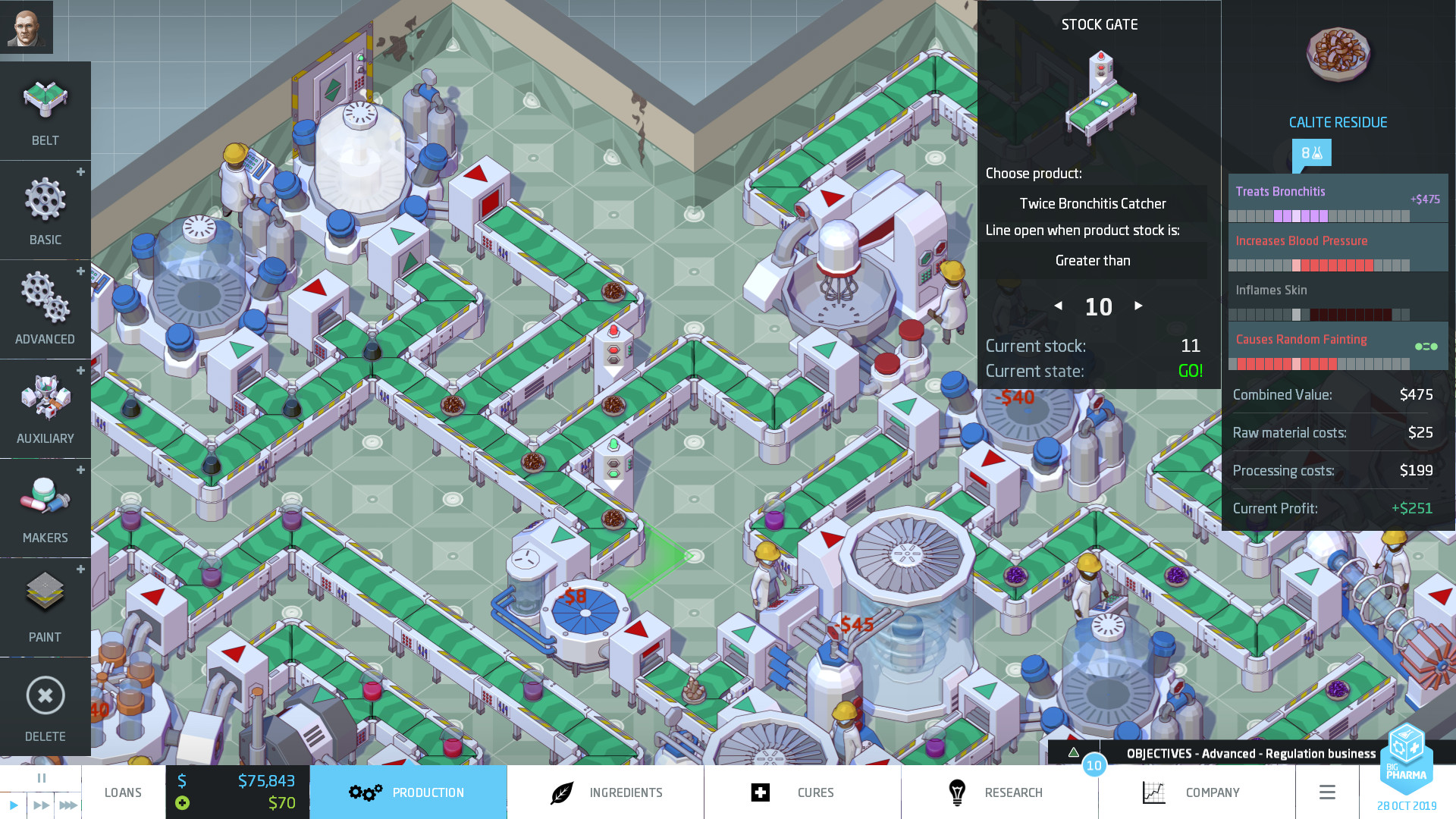 Big Pharma: Marketing and Malpractice screenshot 3