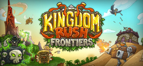 Kingdom Rush Frontiers cover art
