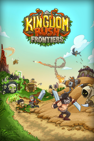 Kingdom Rush Frontiers - Tower Defense poster image on Steam Backlog