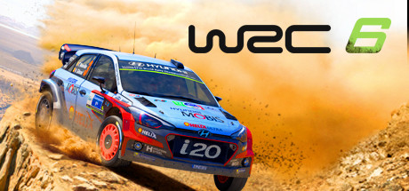 Game Banner WRC 6 FIA World Rally Championship